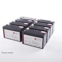 Akku für DELL USV H967N (externes Batteriemodul), K811N (externes Batteriemodul), 2700R EBM (externes Batteriemodul), 2700R/T EBM (externes Batteriemodul)