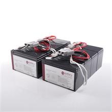APC Smart UPS 2200/3000/5000 Ersatzakku, ersetzt RBC12 Akku