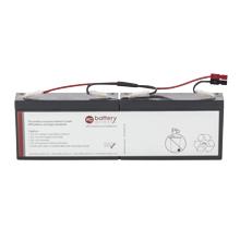APC Smart UPS SC 250/450 & APC Powerstack 250/450 Ersatzakku, ersetzt RBC18