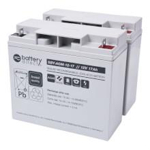 Akku für Eaton-Powerware PW5105 1500VA