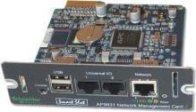 AP9631 APC UPS Network Management Card 2 mit Umweltüberwachung, generalüberholt