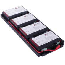 APC Smart UPS 750/1000 Ersatzakku, ersetzt RBC34 Akku