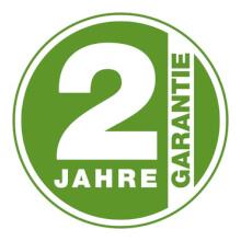 PLUS 1 Jahr Garantie (Standby-Betrieb)