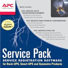 APC Garantieverlängerung um 1 Jahr, WBEXTWAR1YR-SP-06