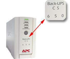 APC Back UPS